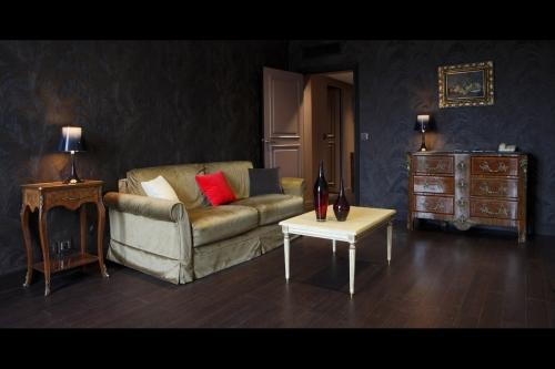 Photographie de décoration d'une chambre d'hôtel de luxe. Commande photographique de l'agence d'architecture et design Idoine à Paris. | Philippe DUREUIL Photographie