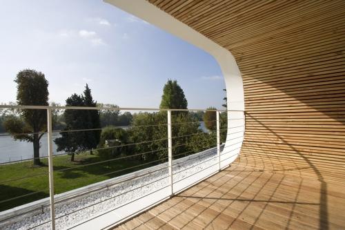Photographie d'architecture de l'extension d'une maison. Photo réalisée pour les architectes S Berthier et X Bonnaud, agence Mesostudio | Philippe DUREUIL Photographie