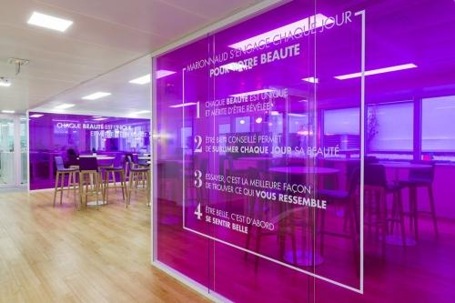 Photographies d'architecture & décoration de bureaux réalisée pour l'agence de design Groupe Idoine à Paris | Philippe DUREUIL Photographie