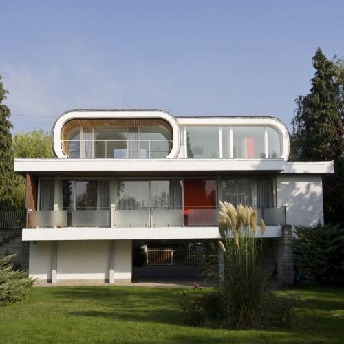 Photo d'architecture de l'extension d'une maison. Photo réalisée pour les architectes S Berthier et X Bonnaud, agence Mesostudio | Philippe DUREUIL Photographie