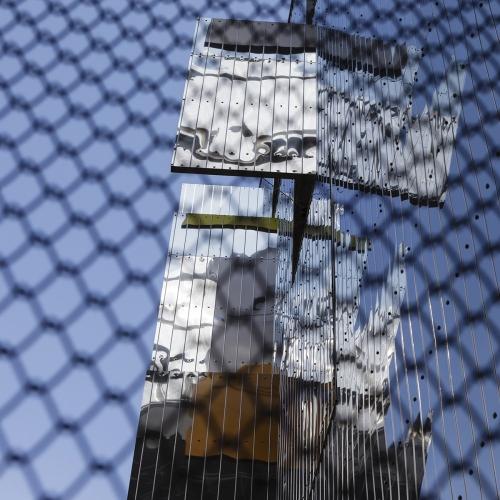 Photo architecture moderne du bâtiment La Marègue construit à Cenon 33850 par les agences d'architecture Atelier Jean NOUVEL et Habiter Autrement | Philippe DUREUIL Photographie