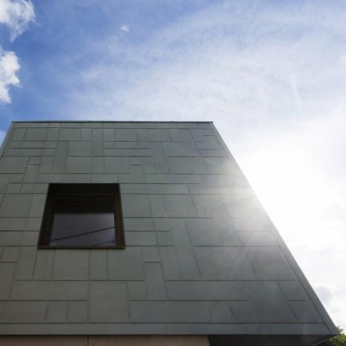 Reportage photo architecture réalisé pour M. Thierry Bonne, architecte.   Philippe DUREUIL Photographie