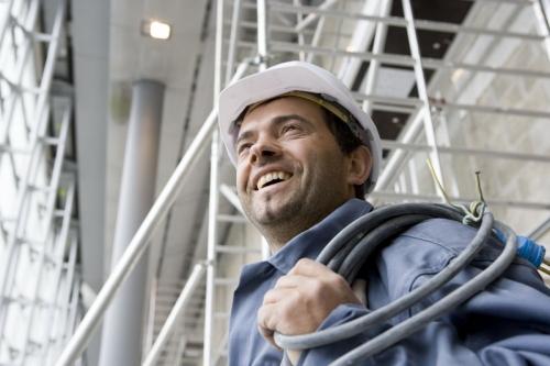 Reportage corporate sur un chantier BTP réalisé pour Spie Batignolles. Agence : Thélème. DA : Brigitte Chenu. | Philippe DUREUIL Photographie