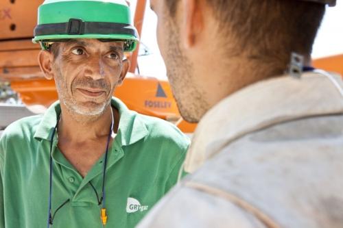 Reportage photo corporate sur le terrain réalisé pour GRTgaz | Philippe DUREUIL Photographie