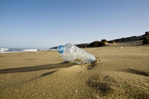 Pollution des plages | Philippe DUREUIL Photographie