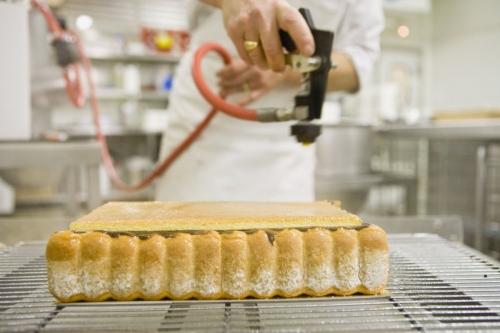 Reportage réalisé pour la pâtisserie industrielle La Romainville | Philippe DUREUIL Photographie