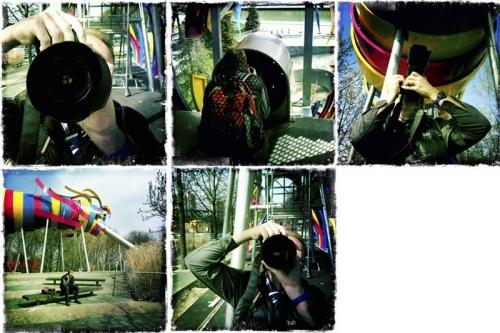 Reportage photographique au Jardin du Dragon du Parc de La Villette pour la Paysagiste Ursula KURZ de l'agence Pasodoble | Philippe DUREUIL Photographie
