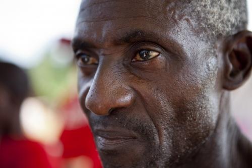 Photo de portrait d'un planteur de café Ivoirien | Philippe DUREUIL Photographie