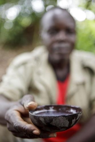 Portrait d'un planteur de café | Philippe DUREUIL Photographie