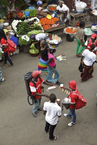 Reportage photo réalisé pour Nescafé®. Reportage photographique réalisé pour Nescafé® à Abidjan. | Philippe DUREUIL Photographie