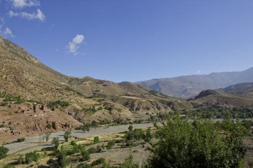 Photographie de paysage de la vallée de l'Anergui | Philippe DUREUIL Photographie