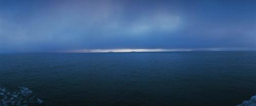 Photographie panoramique 180° réalisée aux îles Lofoten en Norvège. | Philippe DUREUIL Photographie