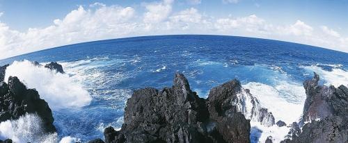 Photographie panoramique de paysage réalisée à l'Île de la Réunion. | Philippe DUREUIL Photographie