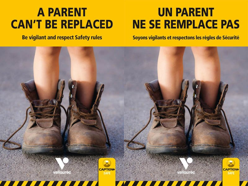 Bien-aimé Une affiche de campagne_sur la sécurit&e PQ47