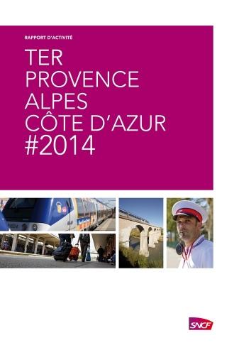 Photographies corporate de reportage réalisées pour illustrer le Rappor d'activité TER PACA 2014. | Philippe DUREUIL Photographie