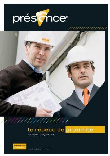 Portraits sur chantier pour illustrer une plaquette Institutionnelle - Annonceur : Spie Batignolles - Agence : Thélème - DA : Brigitte Chenu | Philippe DUREUIL Photographie