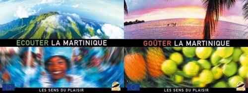 Annonceur : Office du Tourisme de la Martinique - Agence : Diva - DC : Vincent Le Bee - Photographe publicitaire : Philippe Dureuil | Philippe DUREUIL Photographie