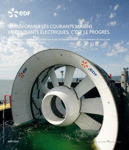 Photographie industrielle réalisée pour illustrer une annonce presse publicitaire d'EDF | Philippe DUREUIL Photographie