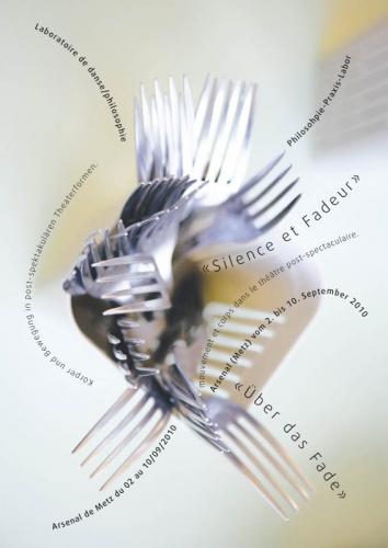 Flyer d'information - Annonceur : Anke Mandler - Directeur de création : Valérie Brun Photographe de nature morte : Philippe Dureuil | Philippe DUREUIL Photographie