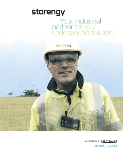 Photo de portrait corporate qui illustre la couverture d'une brochure éditée par Storengy. | Philippe DUREUIL Photographie
