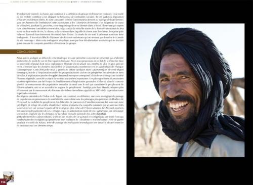 Beau Livre - La Majâbat al Koubrâ - Nord-Ouest du bassin de Taoudenni, Mauritanie. Sismique pétrolière - exploration archéologique - Editeur : Foni le Brun-Ricalens (MNHA,Luxembourg) N°ISBN 2-87985-112-12 Auteurs : JG. BORDES, A. GONZALEZ-CARBALLO, R. VERNET Directeur Artistique : F.Lacrampe-Cuyaubère - © Archéosphère 2010 - Reporter Photographe : Philippe Dureuil | Philippe DUREUIL Photographie