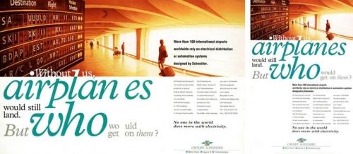 Annonce presse publicitaire - Annonceur : Schneider | Philippe DUREUIL Photographie