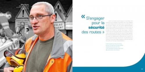 Annonceur : Conseil Général de la Meuse - Agence : HORIZON BLEU - Directrice artistique : Valérie Brun - Photographe portraitiste : Philippe Dureuil | Philippe DUREUIL Photographie