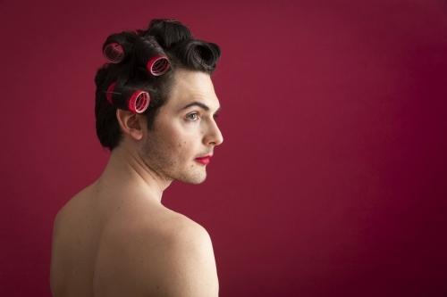 Portrait en studio avec l'acteur Pierre Guy | Philippe DUREUIL Photographie