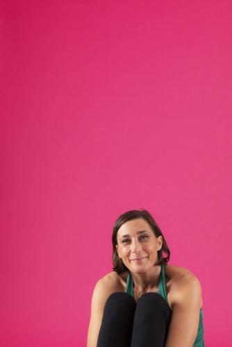 Portrait d'une femme en studio | Philippe DUREUIL Photographie