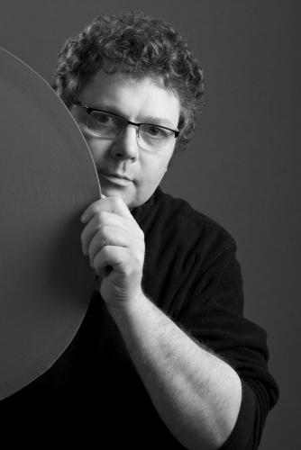 Carte blanche pour réaliser le portrait en noir & blanc de Bruno from nowhere, créateur. | Philippe DUREUIL Photographie