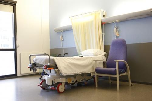 Chambre d'hôpital pour enfant | Philippe DUREUIL Photographie