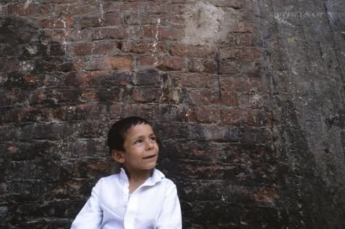 Portrait d'un enfant Zabbal | Philippe DUREUIL Photographie