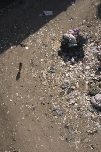 Trie et valorisation des déchets dans le quartier du Mokattam au Caire en Égypte | Philippe DUREUIL Photographie