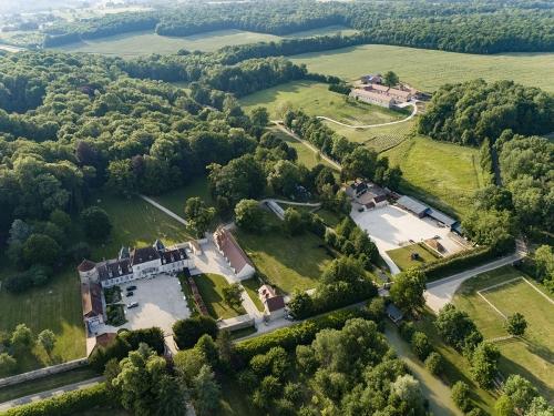 Prise de vue aérienne par drone. Photographe télé pilote au service de l'immobilier | Philippe DUREUIL Photographie