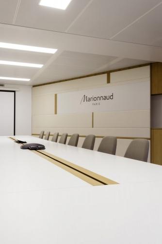 Photo d'architecture intérieure réalisée pour l'agence Idoine, architecture commerciale. | Philippe DUREUIL Photographie