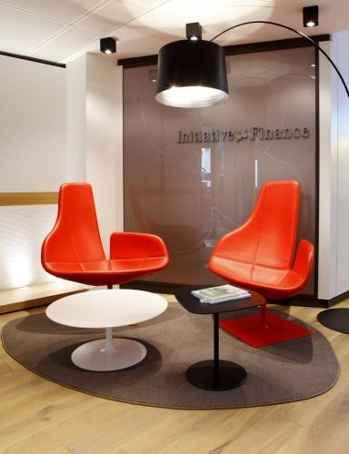 Photographe d'architecture décoration réalisée sur commande pour l'agence de design Groupe Idoine à Paris | Philippe DUREUIL Photographie