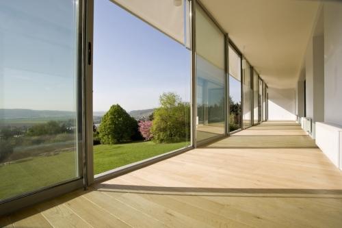 Photographie d'architecture d'intérieur, maison d'architecte dessinée par l'architecte Thierry Bonne. | Philippe DUREUIL Photographie