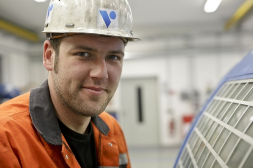 Portrait corporate réalisé pour le groupe Vallourec en Allemagne. | Philippe DUREUIL Photographie
