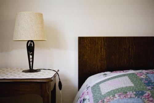 Chambre à coucher vintage | Philippe DUREUIL Photographie