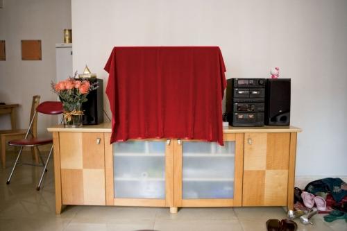 Intérieur d'un appartement en Chine | Philippe DUREUIL Photographie
