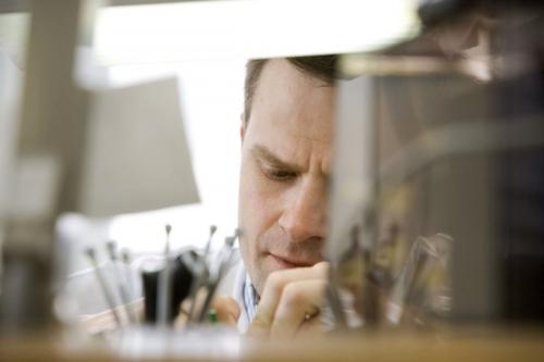 Reportage photo industriel réalisé pour la manufacture horlogère Jaeger-LeCoultre | Philippe DUREUIL Photographie