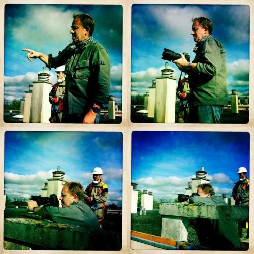 Reportage photographique sur un chantier réalisé pour un groupe du BTP | Philippe DUREUIL Photographie