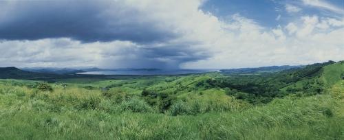 Photo panoramique de paysage réalisée au Costa-Rica | Philippe DUREUIL Photographie