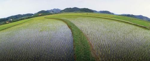 Photographie panoramique de paysage réalisée à Madagascar | Philippe DUREUIL Photographie