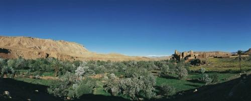 Photo panoramique de paysage réalisée au Maroc | Philippe DUREUIL Photographie