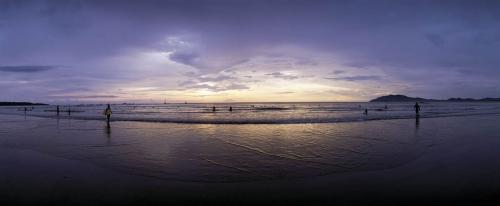Paysage panoramique réalisé à Tamarindo au Costa Rica | Philippe DUREUIL Photographie