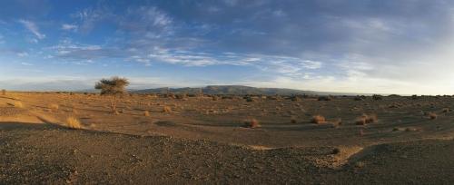 Paysage panoramique au Maroc | Philippe DUREUIL Photographie