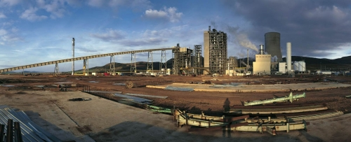 Photographie panoramique industrielle | Philippe DUREUIL Photographie