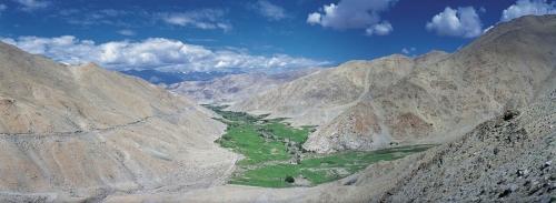 Paysage panoramique - Ladakh, Inde | Philippe DUREUIL Photographie