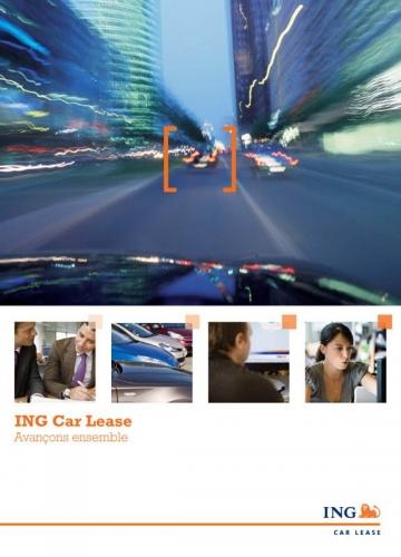 Photos réalisées pour l'illustration d'une brochure commerciale - Annonceur : ING Car Lease - Agence : Thélème - DA: Brigitte Chenu | Philippe DUREUIL Photographie